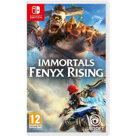 Immortals Fenyx Rising - Preorder Switch