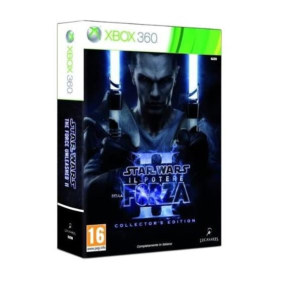 Star Wars Il Potere della Forza II - Collector's Edition - Xbox 360 usato