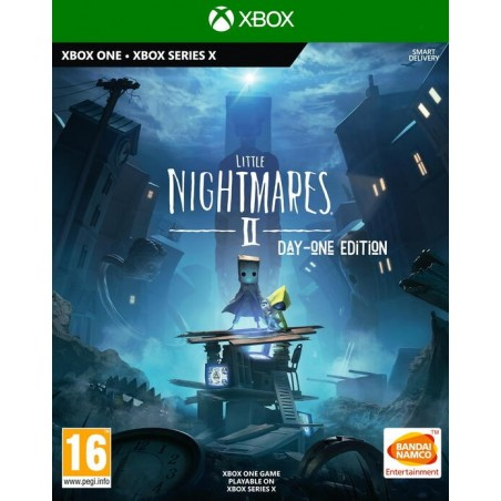 Little Nightmares 2 - Preorder Xbox One