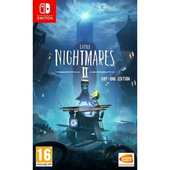 Little Nightmares 2 - Switch - The Gamebusters