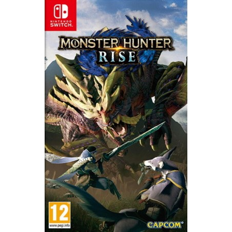 Monster Hunter Rise - Preorder Switch