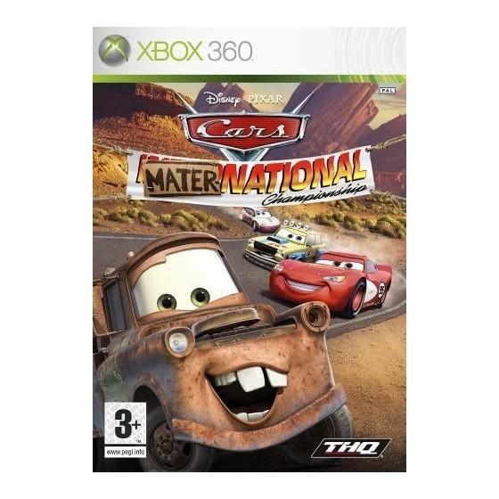 Cars - La Coppa internazionale di Carl Attrezzi - Xbox 360