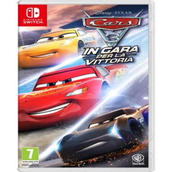 Cars 3: In Gara per la Vittoria - Switch