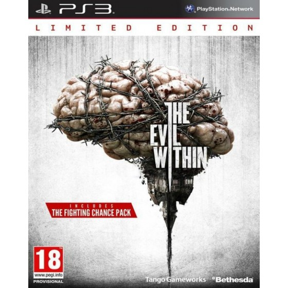 The Evil Within - Limited Edition - PS3