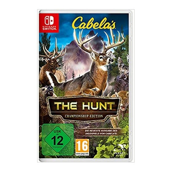 Cabela's: The Hunt Championship Edition - Switch
