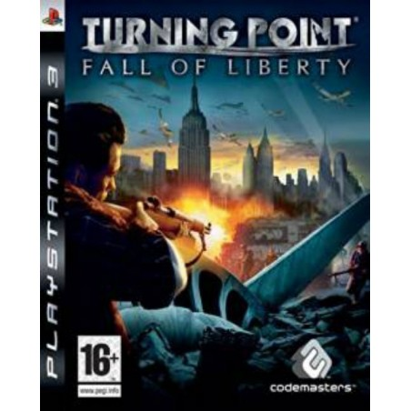Turning Point Fall Of Liberty - PS3 usato
