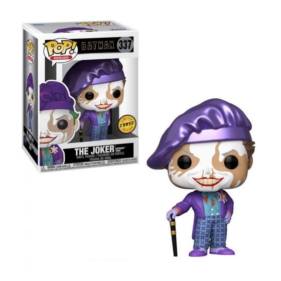 Funko Pop! - Joker (337) - Limited Edition - Batman 1989