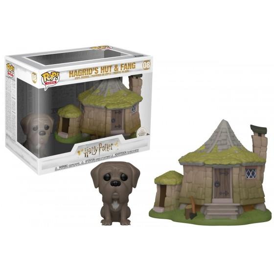 Funko Pop! - Hagrid's Hut & Fang (08) - Harry Potter