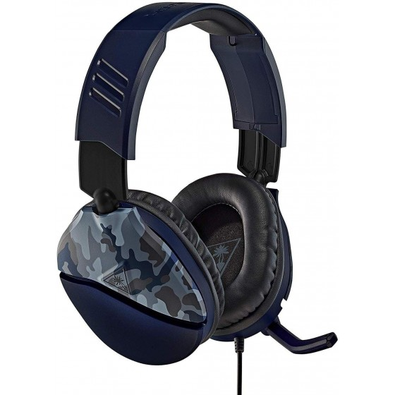 Cuffie Turtle Beach Ear Force Recon 70 - Blu Mimetico - PS4/ONE/SWITCH