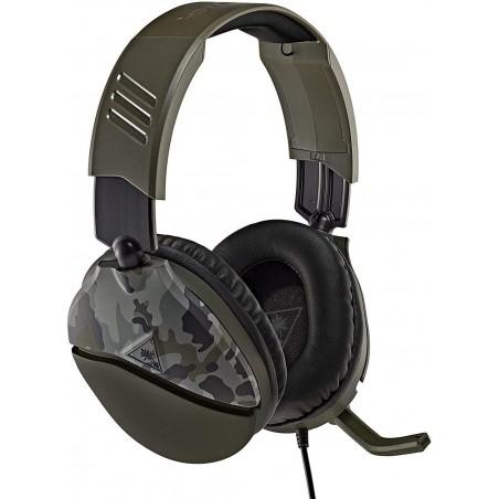 Cuffie Turtle Beach Ear Force Recon 70 - Verde Mimetico - Multipiattafoma