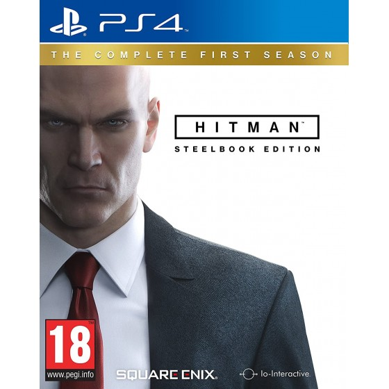 Hitman: La Prima Stagione Completa - Steelbook Edition - PS4
