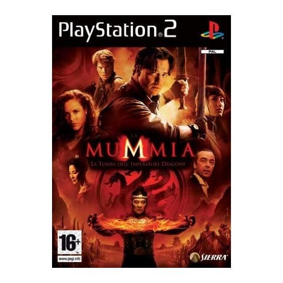 La Mummia: La Tomba dell'Imperatore Dragone - PS2