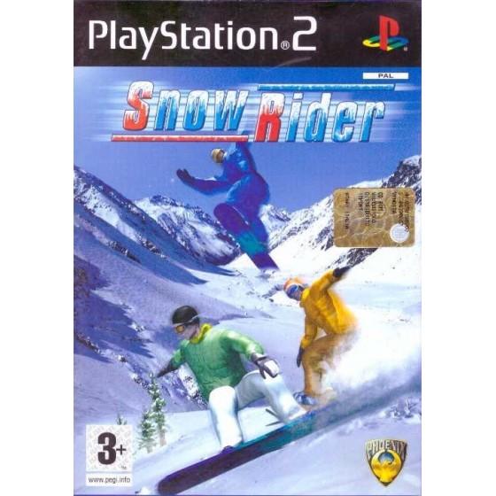Snow Rider - PS2