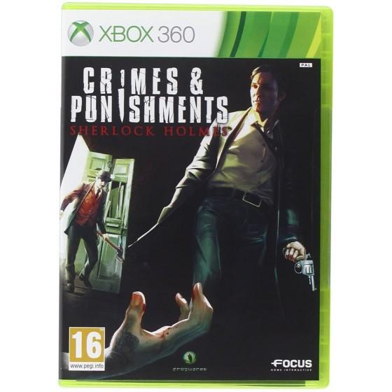 Sherlock Holmes: Crimes & Punishments - Xbox 360
