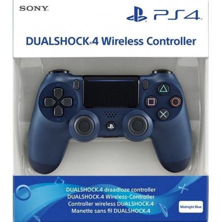 DUALSHOCK 4 Wireless Controller - Midnight Blue