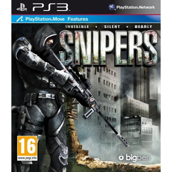 Snipers - Ps3