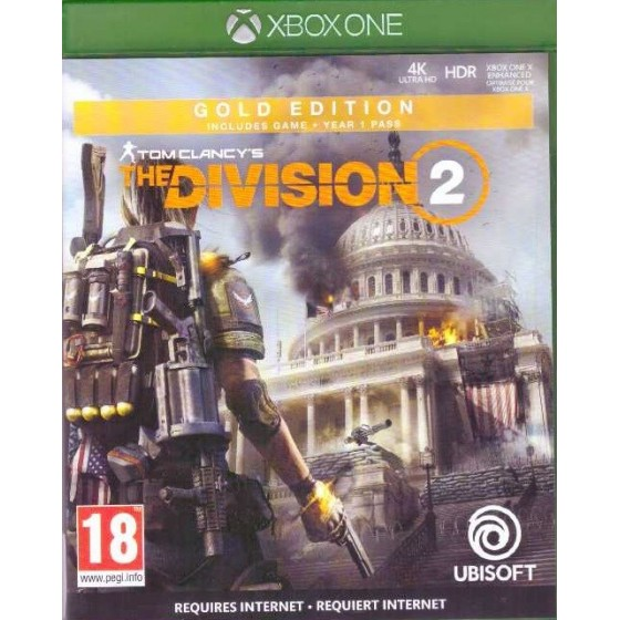 The Division 2 - Gold Edition - Xbox One