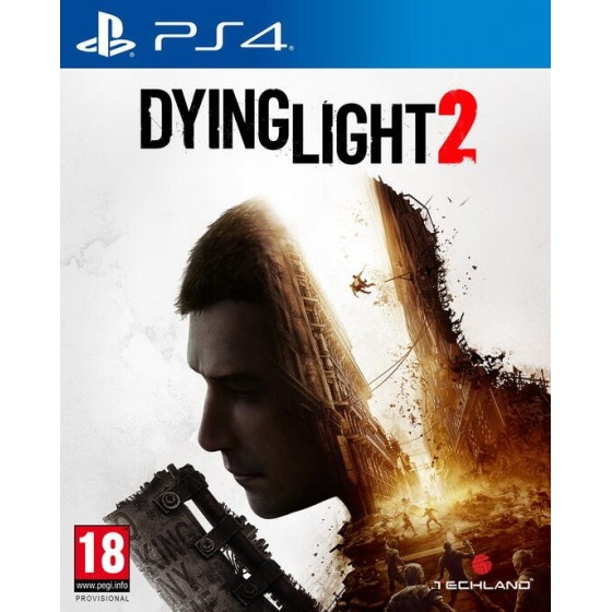 Dying Light 2 - Preorder PS4 - The Gamebusters
