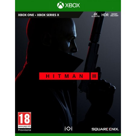 Hitman 3 - Preorder Xbox One - The Gamebusters