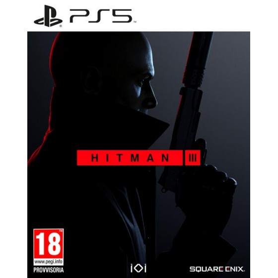 Hitman 3 - PS5 - The Gamebusters