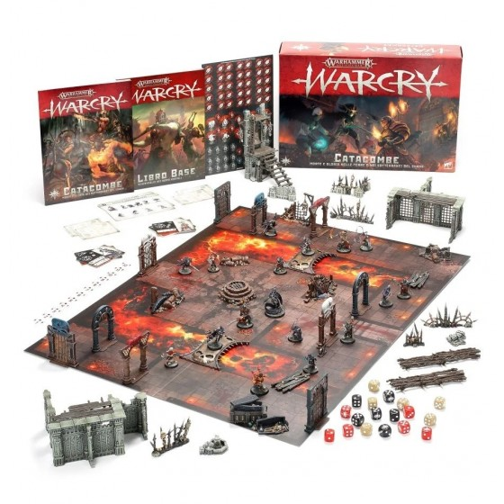 Warcry: Catacombe - Warhammer Age of Sigmar