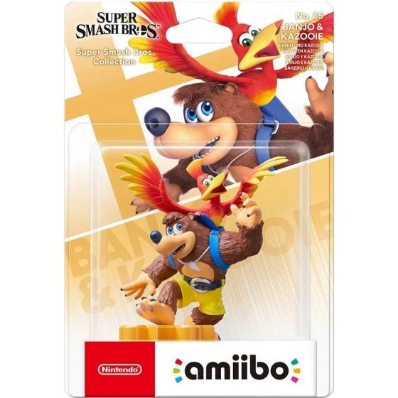 Nintendo Amiibo - Banjo & Kazooie - Super Smash Bros Ultimate
