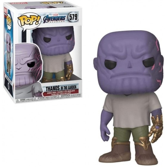Funko Pop! - Thanos (579) - Avengers Endgame