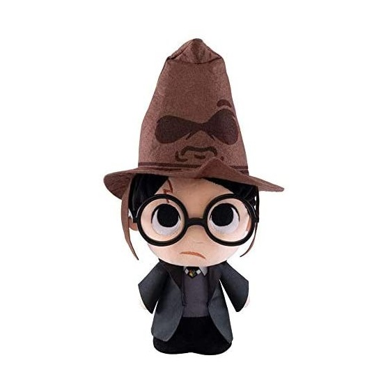 Funko Peluche - Harry with Sorting Hat - Harry Potter