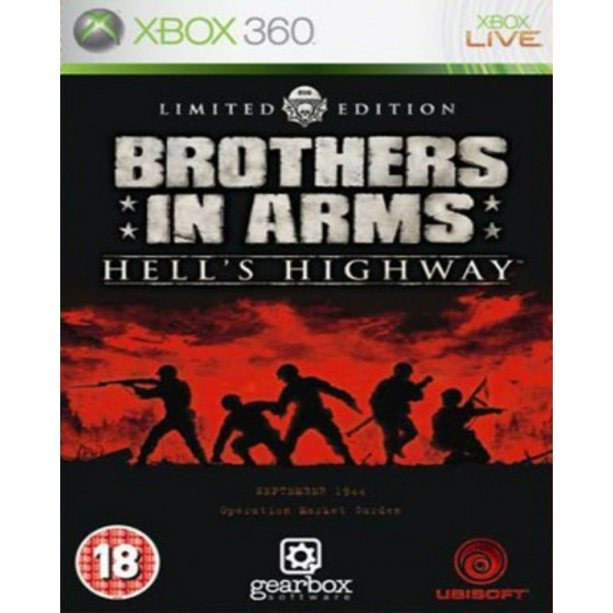 Brothers In Arms: Hell's Highway - Limited Edition - Xbox 360