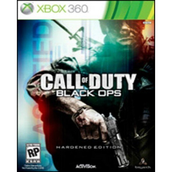 Call Of Duty: Black Ops - Hardened Edition - Xbox 360