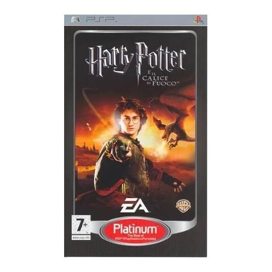 Harry Potter e il Calice di Fuoco - Platinum - PSP usato