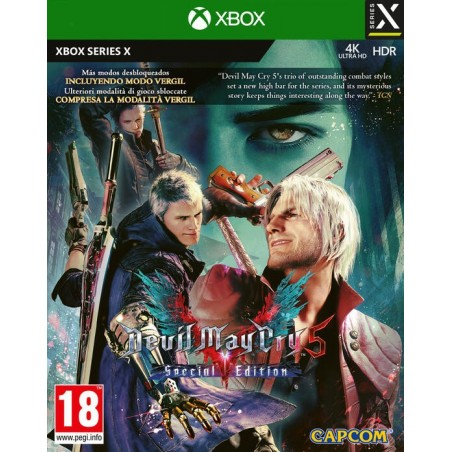 Devil May Cry 5 special - Xbox One