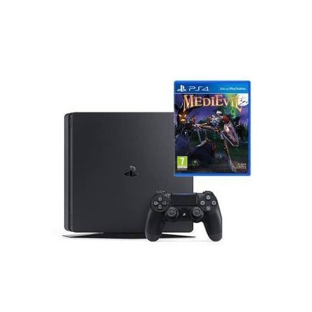 Console PS4 Slim 500 GB + Medievil
