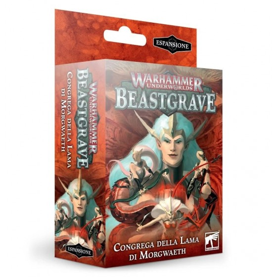 Warhammer Underworlds Beastgrave - Congrega della Lama di Morgwaeth