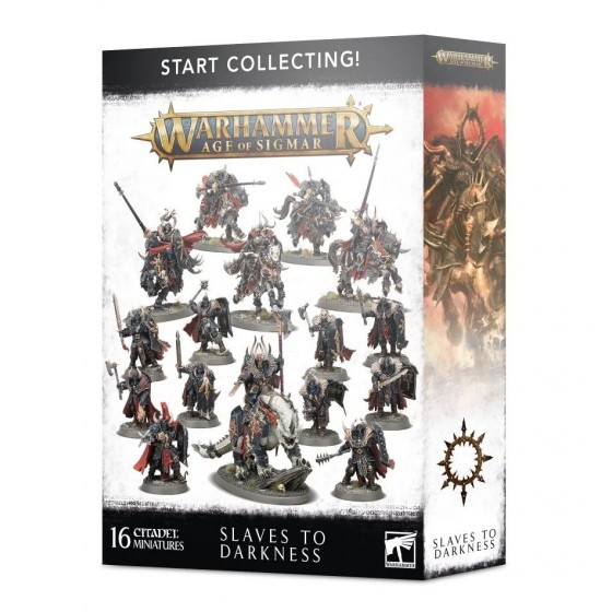 Warhammer Age of Sigmar - Slaves To Darkness Collection