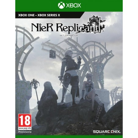 Nier Replicant - Preorder Xbox One e Series X - The Gamebusters