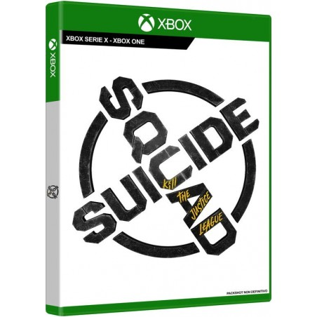 Suicide Squad: Kill the Justice League - Preorder Xbox Series X - The Gamebusters