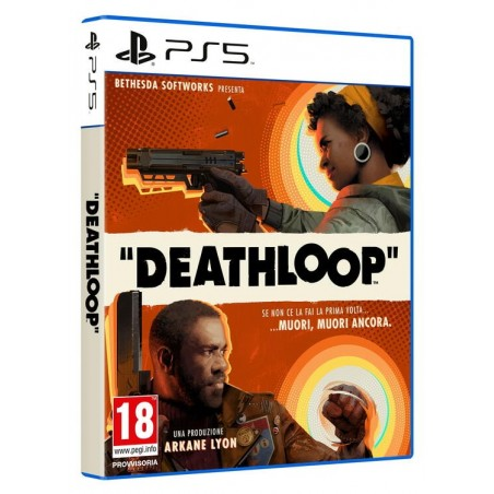 Deathloop - Preorder PS5 - The Gamebusters