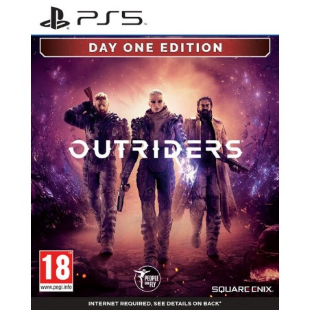 Outriders - Preorder PS5 - The Gamebusters