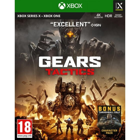 Gears Tactics - Xbox One - Series X/S The Gamebusters