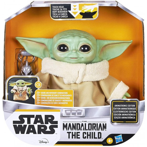 Action Figure - The Child Animatronic Edition - Star Wars