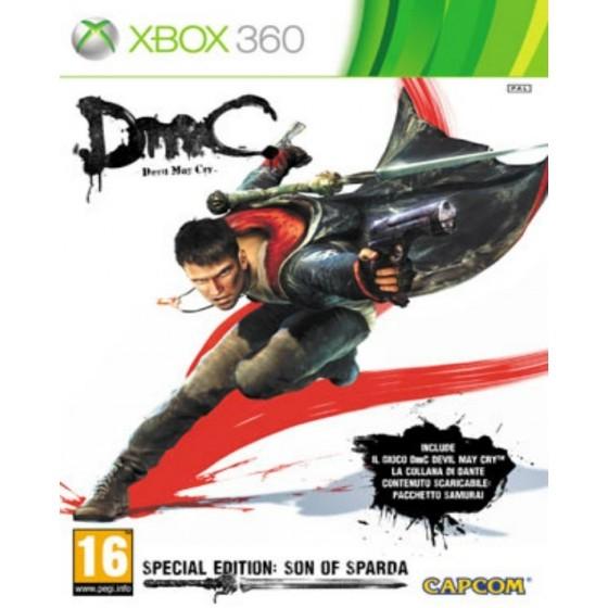 DMC - Special Edition: Son Of Sparta Edition