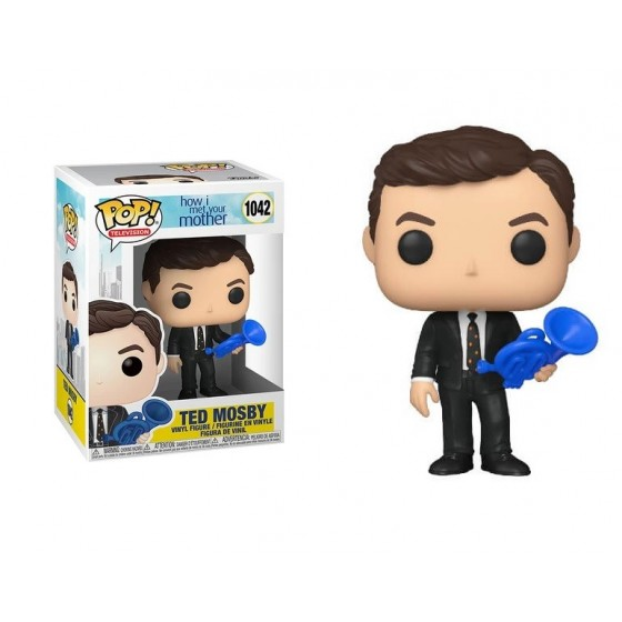 Funko Pop! - Ted Mosby (1042) - How I met your Mother - Preorder