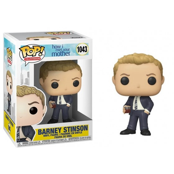 Funko Pop! - Barney Stinson (1043) - How I met your Mother - Preorder