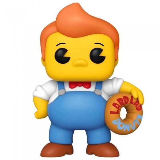 Funko Pop! - Lard Lad - The Simpsons - Preorder