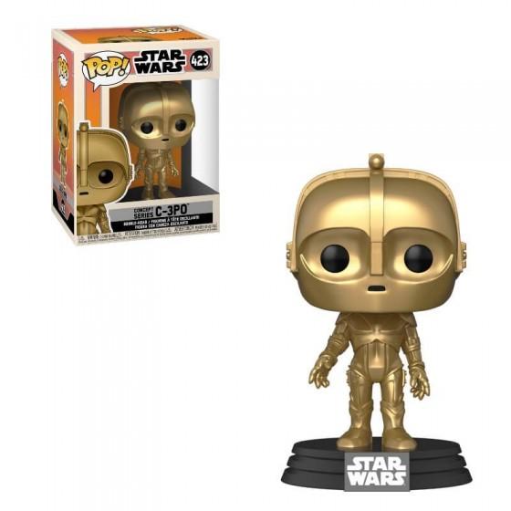 Funko Pop - C-3PO (423) - Star Wars Concept