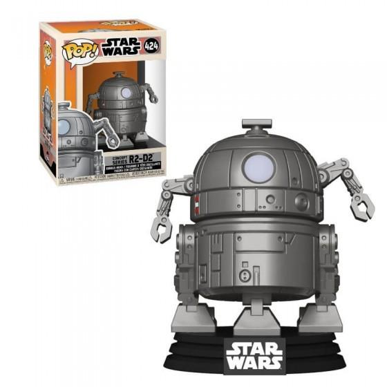 Funko Pop! - Concept R2-D2 (424) - Star Wars - Preorder