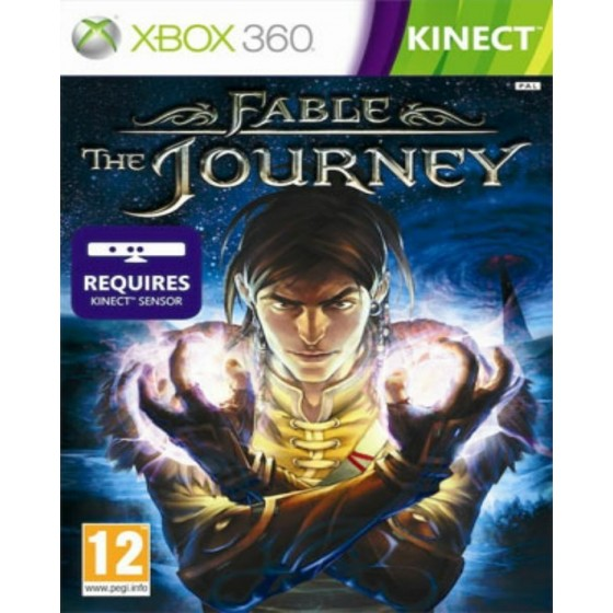 Fable The Journey - Xbox 360 usato