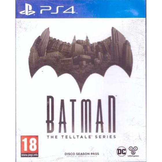 Batman The Telltale Series - PS4