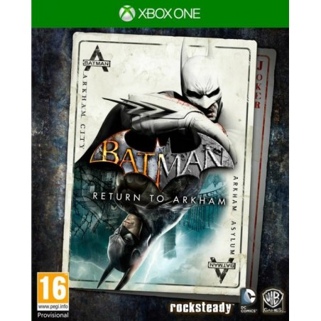Batman Return to Arkham HD Collection - Xbox One